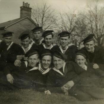 Koninklijke Marine, opleiding, Engeland, matroos
