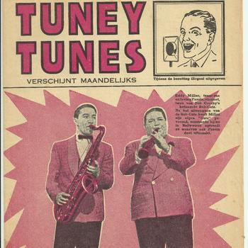 collectie Keesing, Tuney Tunes, No 27, 6 april 1946