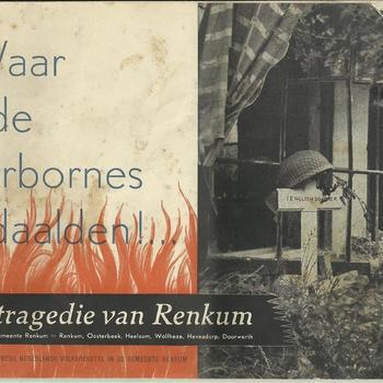 Waar de Airbornes daalden !!   De tragedie van Renkum.