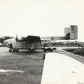 vliegtuig, Beverley