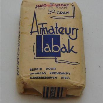 Amateurs Tabak, Shag 3e soort ( 2e soort)