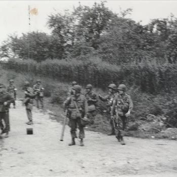 krijgsgevangen Duitse militairen