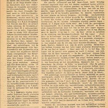 De Bevrijding. No. 209. 26 Februari 1945