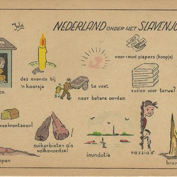 Nederland onder het slavenjuk