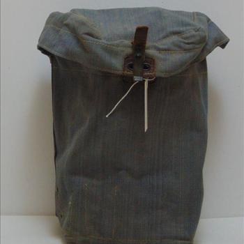 gasmasker, Nederland, in tas M.v.O 1954