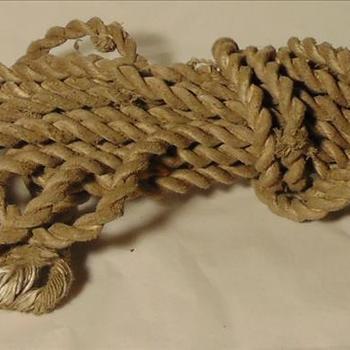 touw , waarschijnlijk gebruik voor een zweefvliegtuig ( Glider)