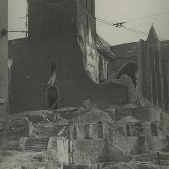 Nijmegen, 22 februari 1944; St. Stevenskerk