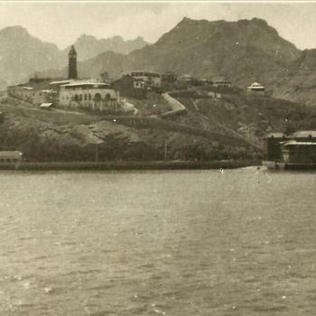 Ned. Indië, Tijgerbataljon: Aden