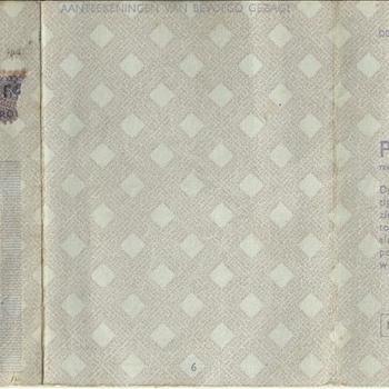 Persoonsbewijs van Rump, Elisabeth, Theodora