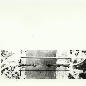 Envelop 20; Wesel Rheinbrücke; luchtfoto rijnbrug Wesel