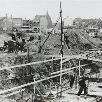 wederopbouw van Nijmegen