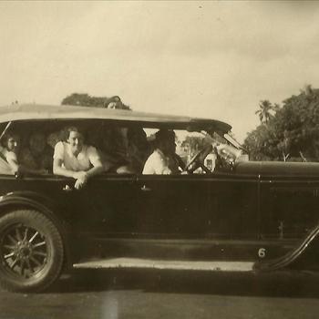 Nederlands-Indië; Marva; Colombo, Ceylon, Sri Lanka, sight-seeing