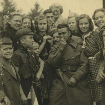 Nederlands Bevrijding; Nederlandse burgers