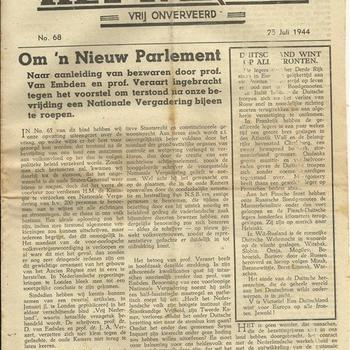 Het Parool 25 juli 1944 no 68