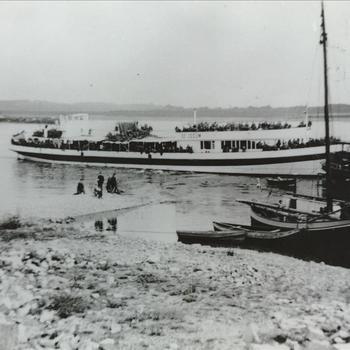 Hulpverlening aan de waalkade, Nijmegen