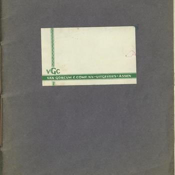 Dagboek van het Rode Kruistransport van geëvacueerden van Dieren naar Assen.   7 september - 14 september 1944