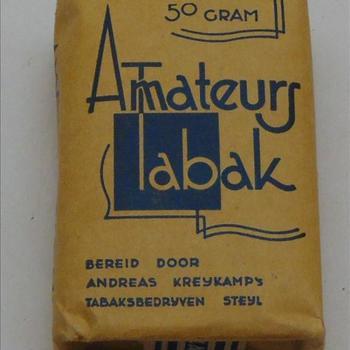 Amateurs Tabak, Shag 1e soort