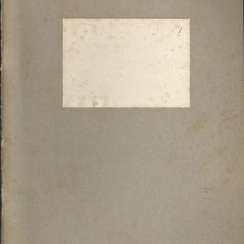 dagboek  schrift no 1  - dhr van Lieshout - vanaf 4 september 1944