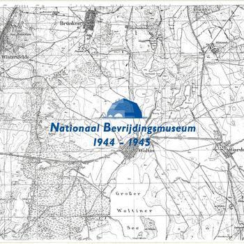 Acht A3 fotokopieën kaarten van Kolbitzow / Greifenhagen in Oostelijk Duitsland.