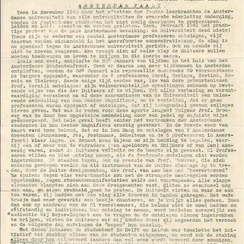De Geus, onder studenten, numero 13, maart 1942