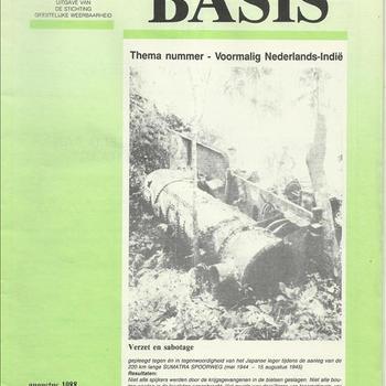 Basis, Thema nummer Voormalig Nederlands-Indië, no 3, 19e jaargang, augustus 1988