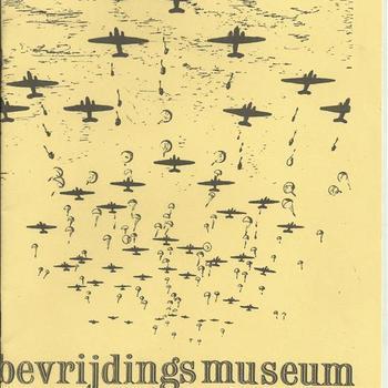 Bevrijdingsmuseum 1944 Rijk van Nijmegen, tijdelijke opzet in Waalstate Nijmegen, inrichting Bevrijdingsmuseum