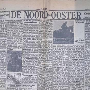 De Noord-Ooster, dinsdag 27 juni 1944