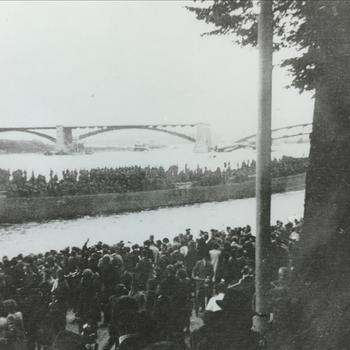 Hulpverlening aan Belgische krijgsgevangenen te Nijmegen
