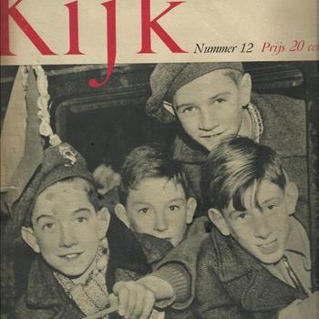 Kijk  bevrijdingsnummers  nummer  12  1945