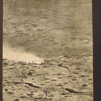 Loopgraven 1ste Wereldoorlog
