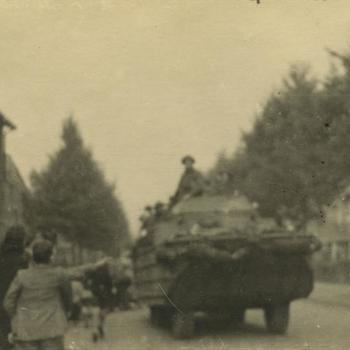 Nederlands Bevrijding; Dukw metburgers