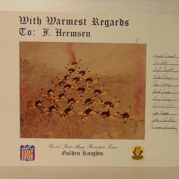United States Army Parachute Team