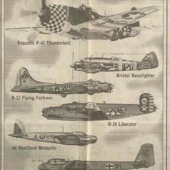Volkskrant woensdag 18 januari 1995 - Luchtoorlog boven IJsselmeer in beeld