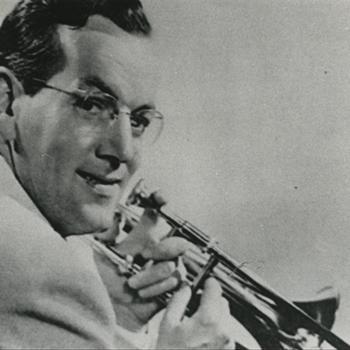 Glenn Miller met trombone