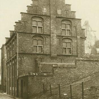 Nijmegen 1949; Steenstraat Besiendershuis