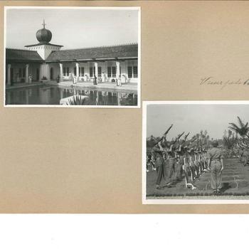 'Herbegrafenis der gevallenen van de 7 december divisie, 16 september 1949', KNIL