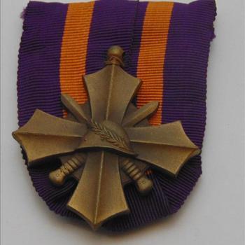 medaille, Nederlands, Mobilisatiekruis 1939-1940.