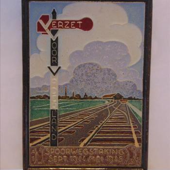 Verzet voor Vaderland, Spoorwegstaking september 1944 mei 1945