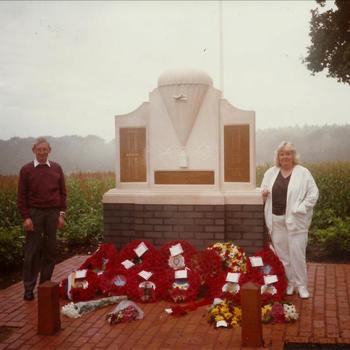 Air Despatch Memorial Monument, Oosterbeek