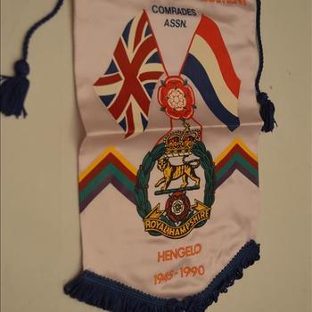 vaantje, Royal Hampshire Regiment