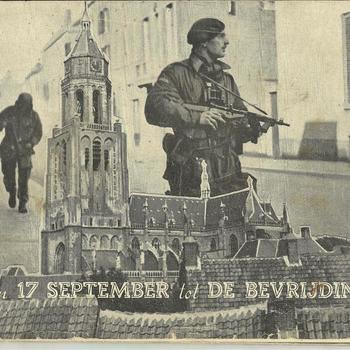 Van 17 september tot de bevrijding