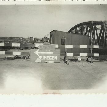 Graafseweg - spoorbrug - Nijmegen