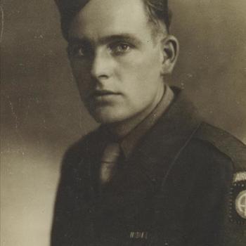 Willem van Ee, Nederlands vrijwilliger bij het 504th PIR, 82nd AB