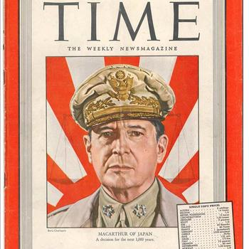 Time The Weekly Newsmagazine Atlantic Overseas Edition. May 9, 1949, Vol. LIII, No. 19.
