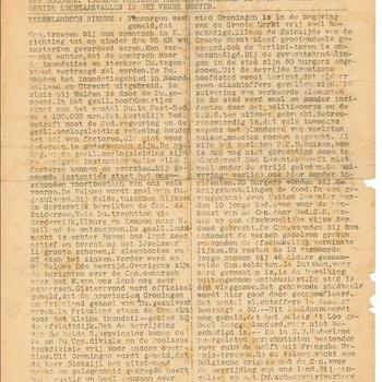 Ons Kompas,  Donderdag 19 April 1945