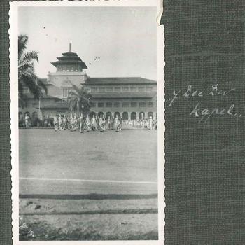 '7 December Divisie kapel', Nederlands-Indië