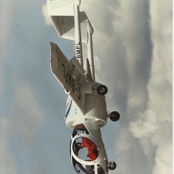 foto vliegtuig G-BMPL