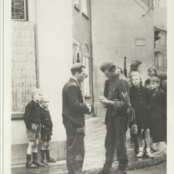 ronselen en razzia's op 10 oktober 1944