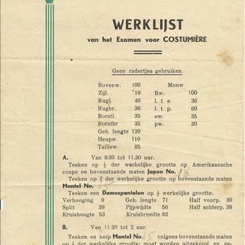 documenten behorende bij het lesmateriaal van mevr E.G. Blijderveen-Rijksen