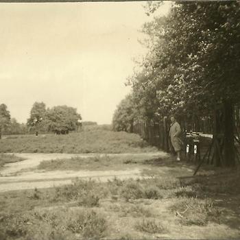 """Marva; Park """"De Hoge Veluwe"""", landschap"""